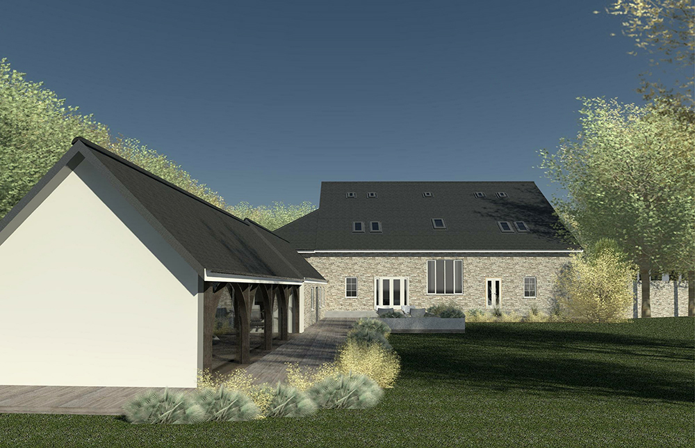 Model Projects Barn Conversion Example