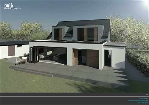 St Albans Rear Extension and loft Conversion