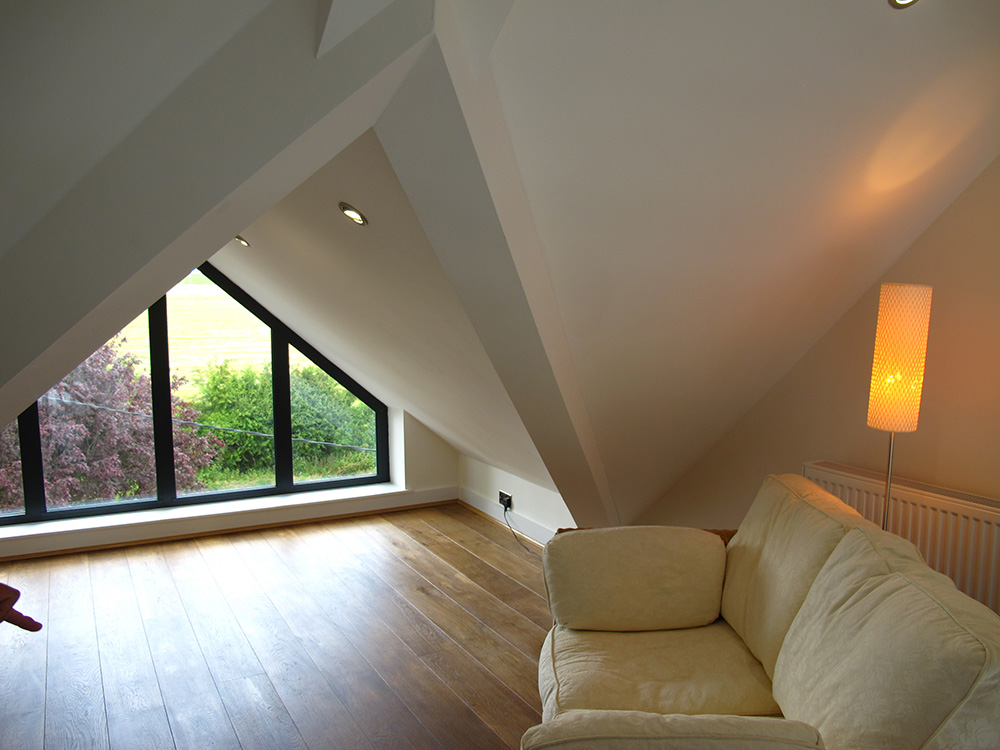 Model Projects Loft Conversion