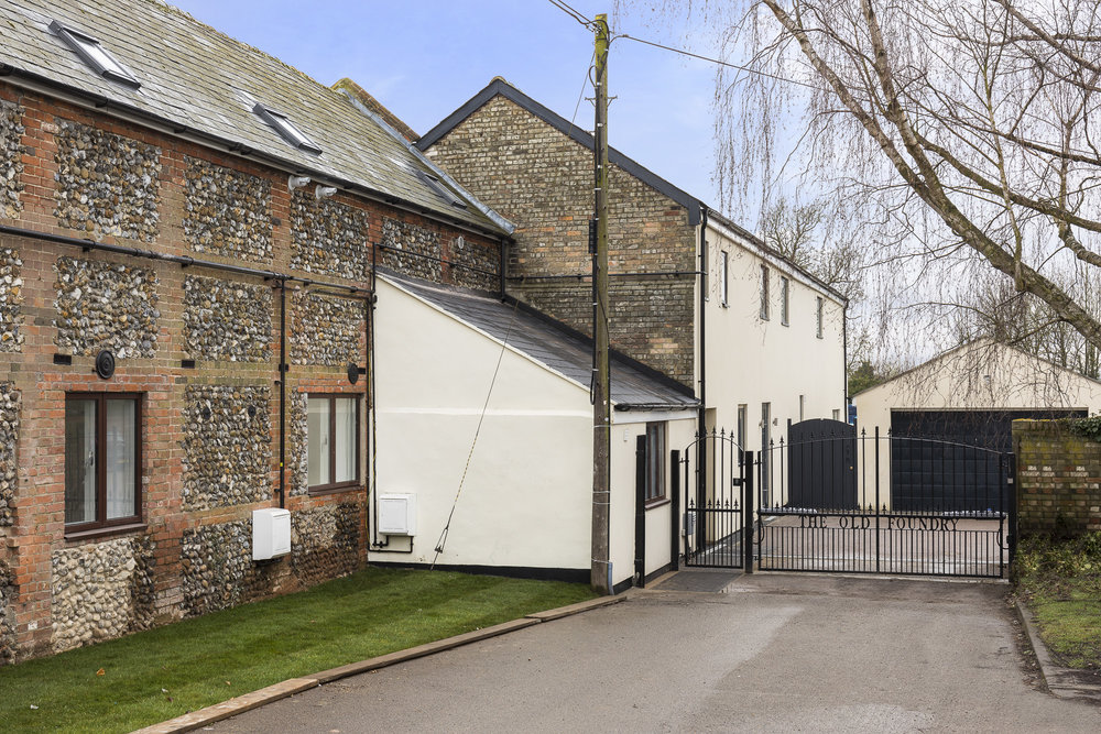 Old Foundry Conversion Suffolk