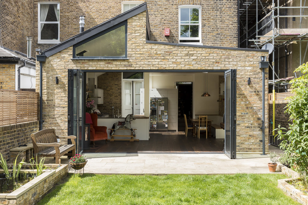 Ealing West London Rear Extension
