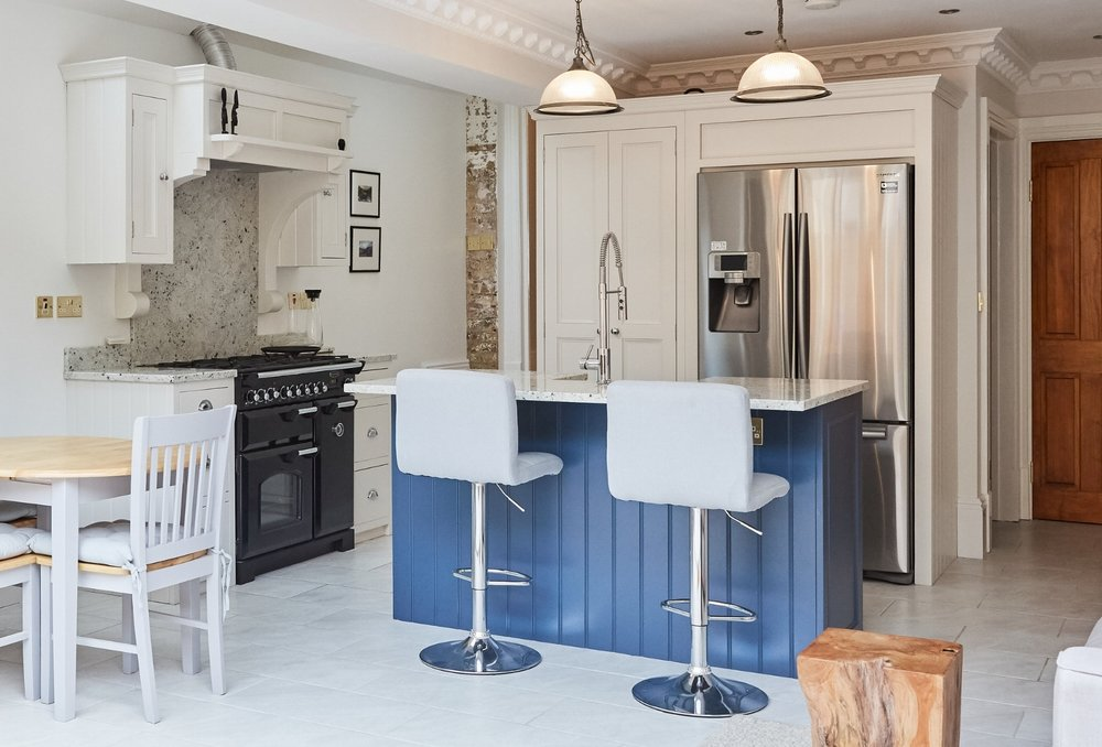 East London Renovation in Classical Style