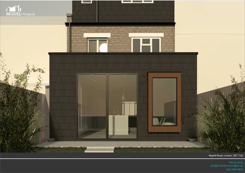 LP_CP_50  - London Rear Extension