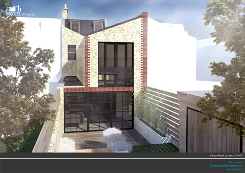 LP_CP_61  - Rear Extension and loft conversion