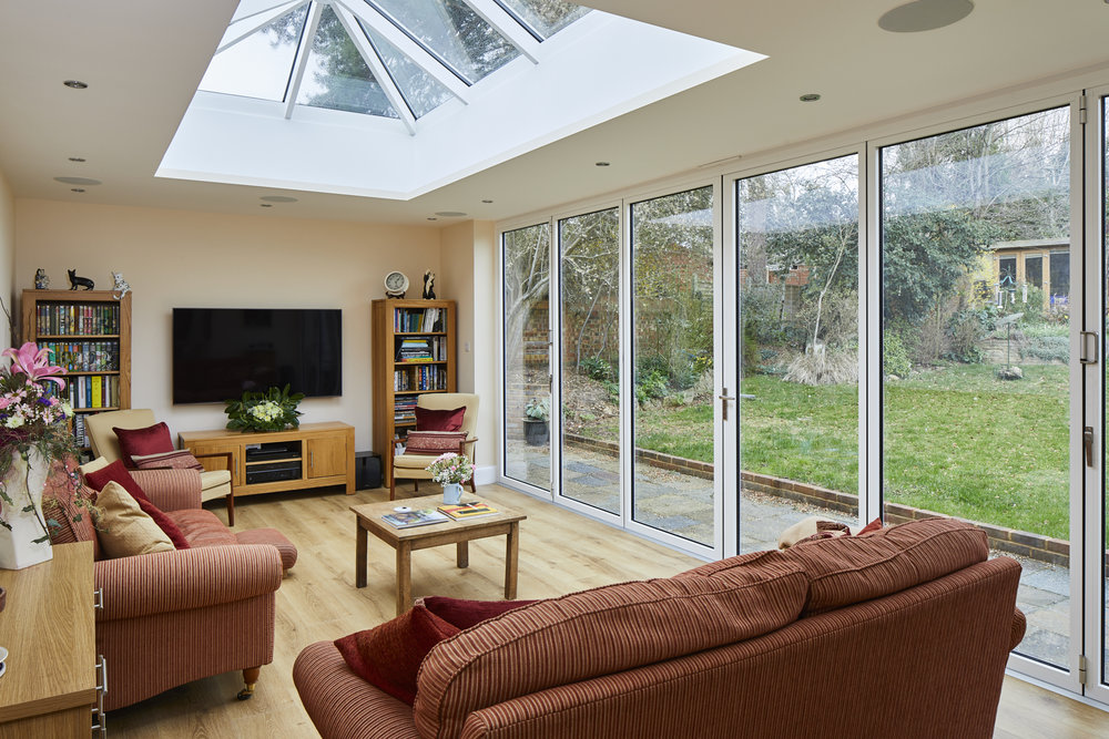Kings Langley Extension and Loft Conversion