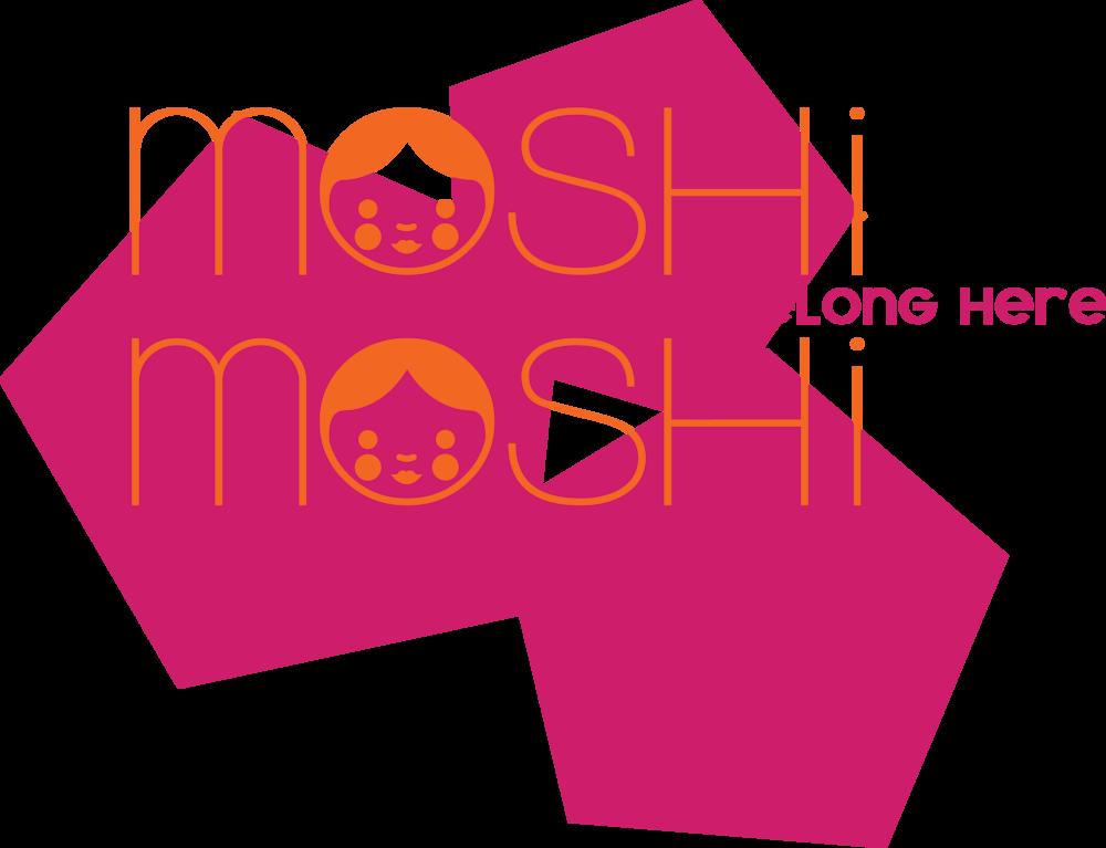 Moshi Moshi Childrens Icon Logo Design