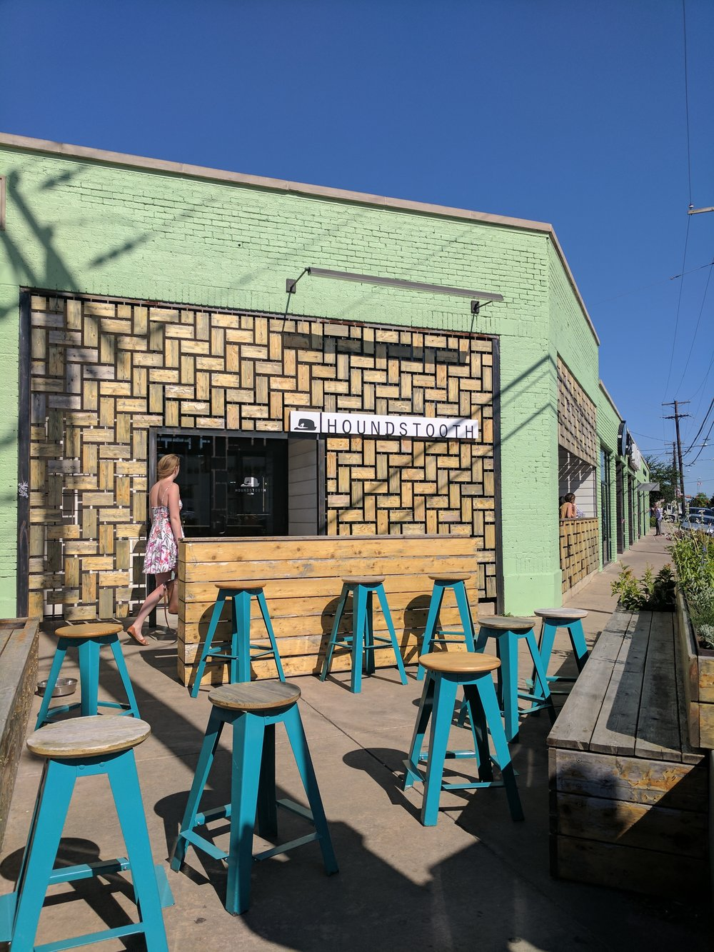 Houndstooth Coffee Dallas