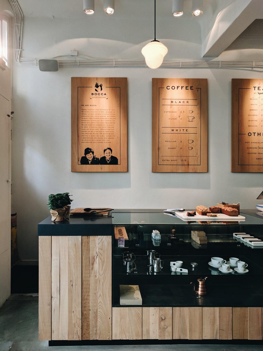 Bocca Coffee Amsterdam