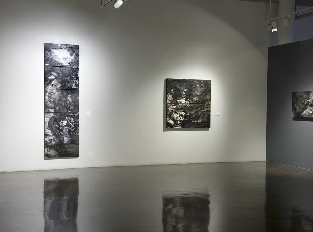 WATER_installation view