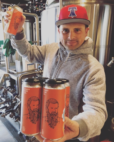 Founder & Brewer, Matt Lindenmuth