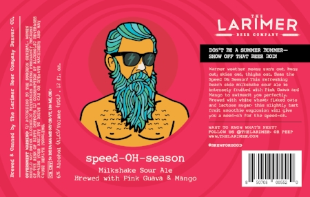 New SPEED-OH-SEASON with Pink Guava & Mango releasing in early November!