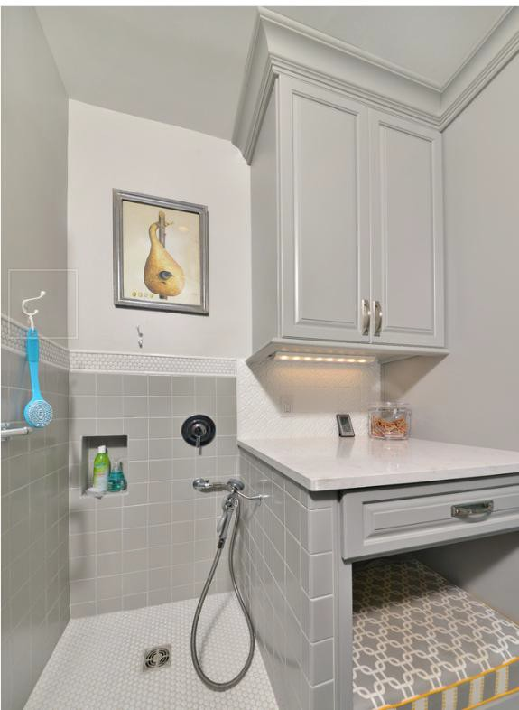 via :  http://www.houzz.com/ideabooks/34265090/list/room-of-the-day-laundry-room-goes-to-the-dogs
