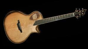AcousticGuitarOnBlack