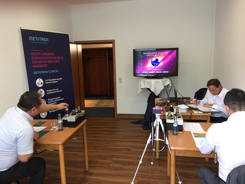 *Pictures from the training sessions in Tübingen, Germany We offer worldwide support