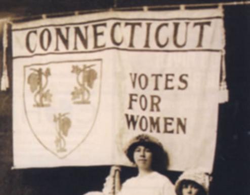 Connecticut Suffragettes