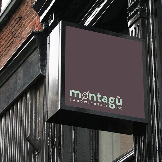 . Montagú es una sandwichería estilo francés en la Ciudad de México. Para proponer el nombre, nos inspiramos en John Montagu, IV conde de sandwich, a quien se le atribuye la invención del sandwich. Para crear el logotipo, empleamos una tipografía sólida y amable, sustanciosa pero suave. El elemento de la aceituna, nos remite a un sandwich preparado con maestría. . Montagú is a french-styled sandwich parlor in Mexico City. The name comes from John Montagu, 4th Earl of Sandwich, known for the claim that he was the eponymous inventor of the sandwich. To create the logo, we employed a solid font, with some substance to it but kind and soft. The icon is an olive which reminds us of a delicious sandwich, masterfully made. . . Puedes ver el proyecto completo en www.behance.net/ParanormalCreations ✌👽 . @behance #branding #marcas #graphicdesign #identity #identidad #design #designer #creativity #artist #pymes #emprendedores #entrepreneurs #buildingbusiness #startups #sandwich #sandwicherie #mexico #mexican #nueva #new #unica #unique #brandnew #paranormal #paranormalcreations