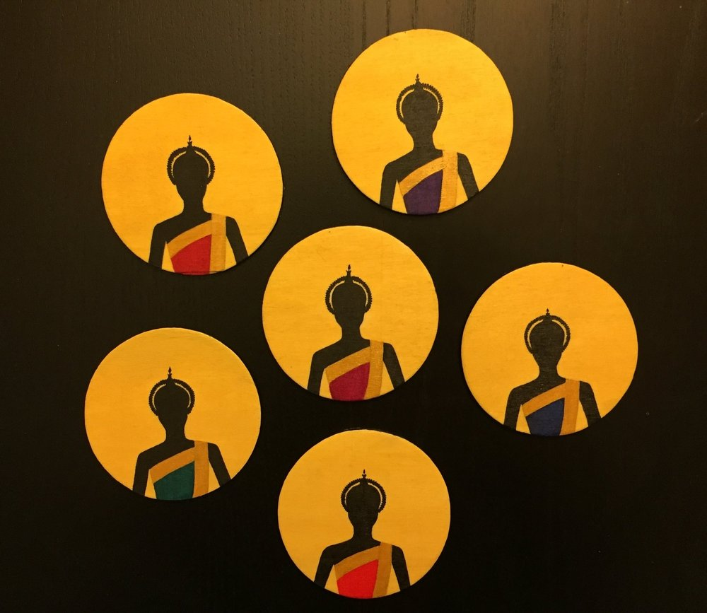 Odissi Coasters