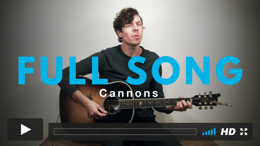 Play along with Jairus to the full version of Cannons