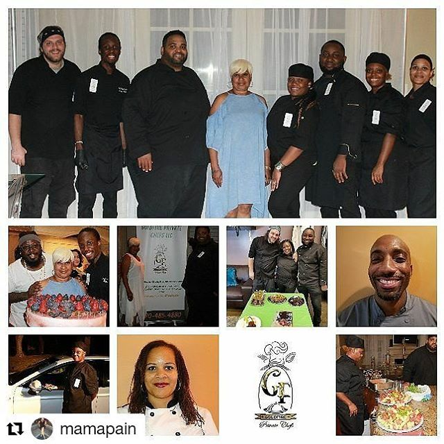 """GOLDFIRE PRIVATE CHEFS LLC.""""PRIVATE CHEFS FOR ALL OCCASIONS"""" .We have a great team and growing everyday. Chefs with various cuisines to offer our potential clients. You'll get the best service with professional,  skilled and experienced CHEFS! """" LET US CATER YOUR NEXT EVENT"""" @goldfireprivatechefs @you_create_your_taste @chefdandre @chef_morganjr510 @surreal_nikki @blakemontcalm @cateringbyciera @1chefjay #CHEFS #privatecherfs #paleodiet #veganchefs #celebrityvegan #cheflife #foodnetwork"""