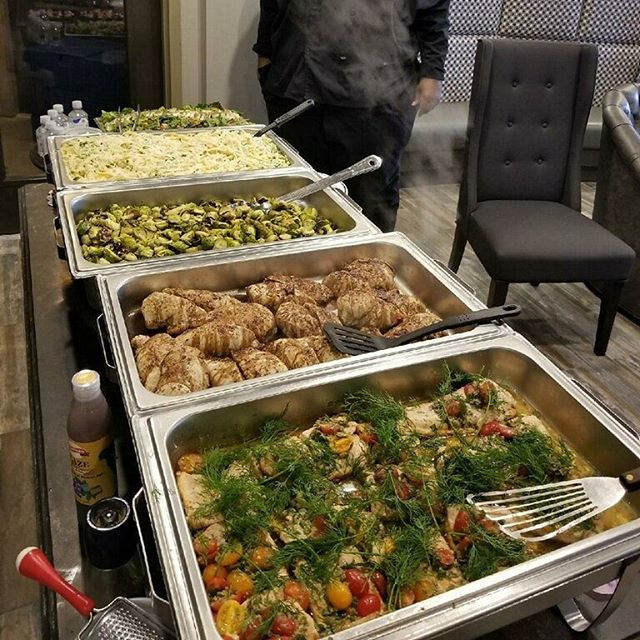Goldfire Private Chefs caters for beautiful Souls Womens Conference #privatechefs #atlantacatering #cateringandevents
