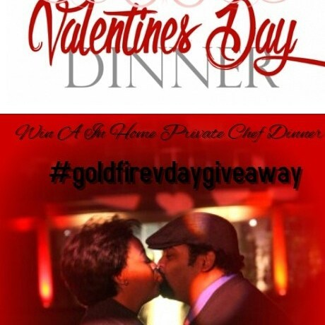 Don't forget to register for our #goldfirevdaygivaway Dinner for two in the privacy of your home. See website for details www.goldfireprivatechefs.com You must be a resident of Georgia. @mamapain