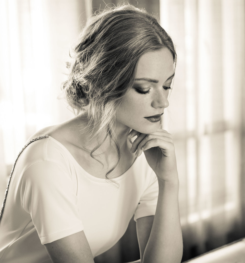 Editorial Bridal Portraits