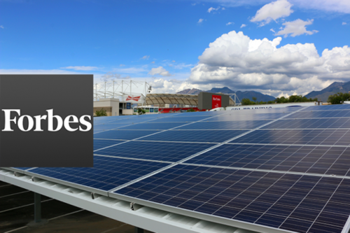 Top 16 U.S. Cities For Solar Power – Forbes
