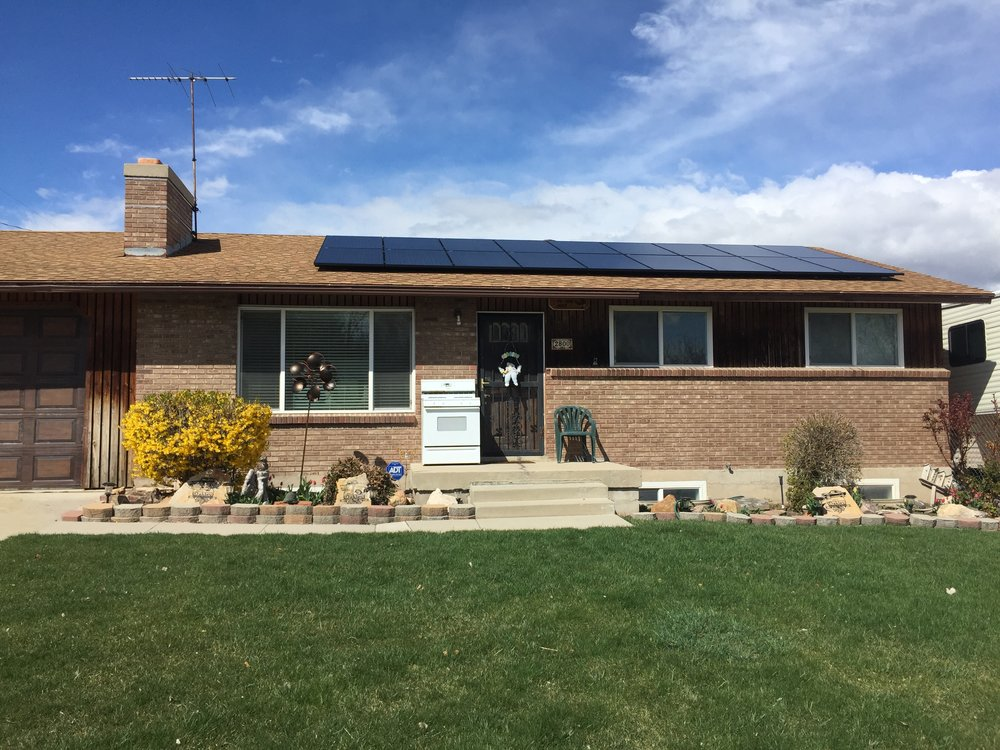 18 panels installed 5kW generated per month  $73.44 saved per month