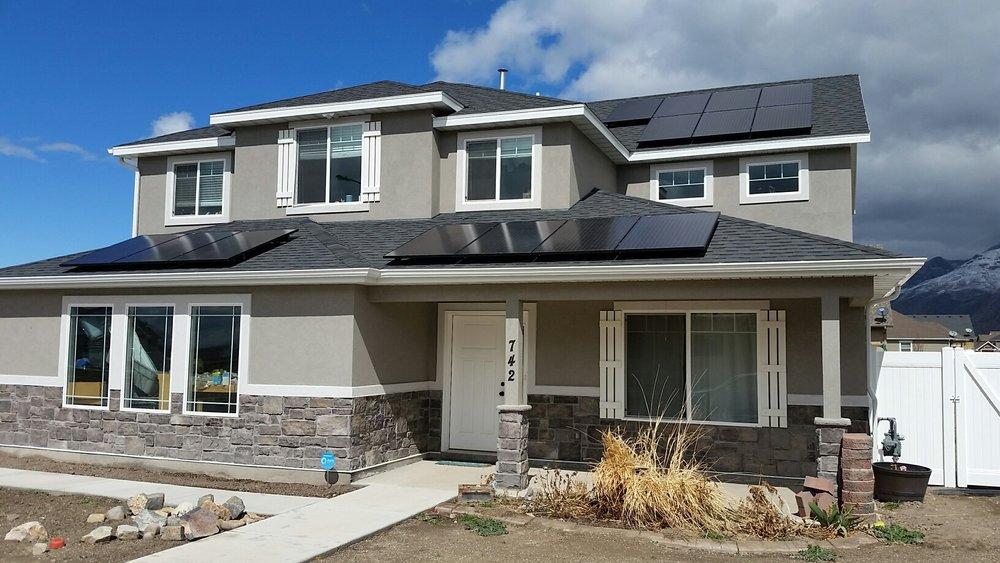 14 panels installed 4kW generated per month  $52.36 saved per month