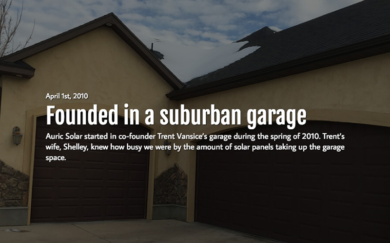 Auric-Solar-Founded-Garage