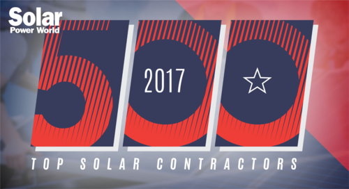 Auric Solar Recognized as a Top Solar Contractor