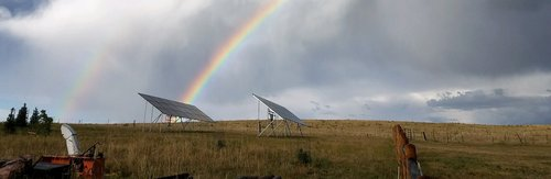 Solar Works In Any Type Of Weather
