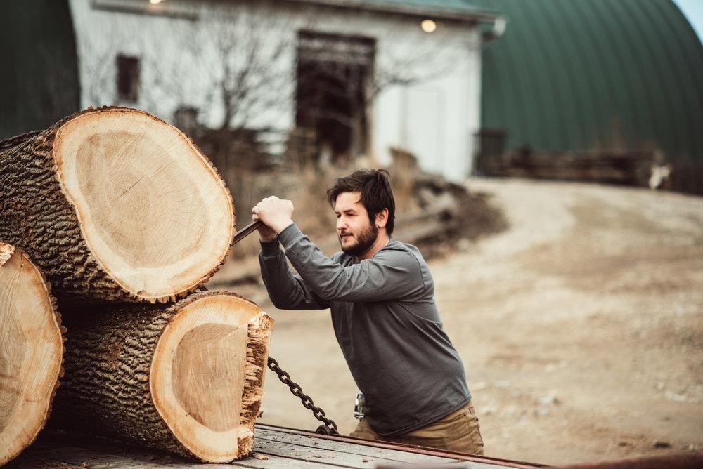 Wisconsin custom furniture maker