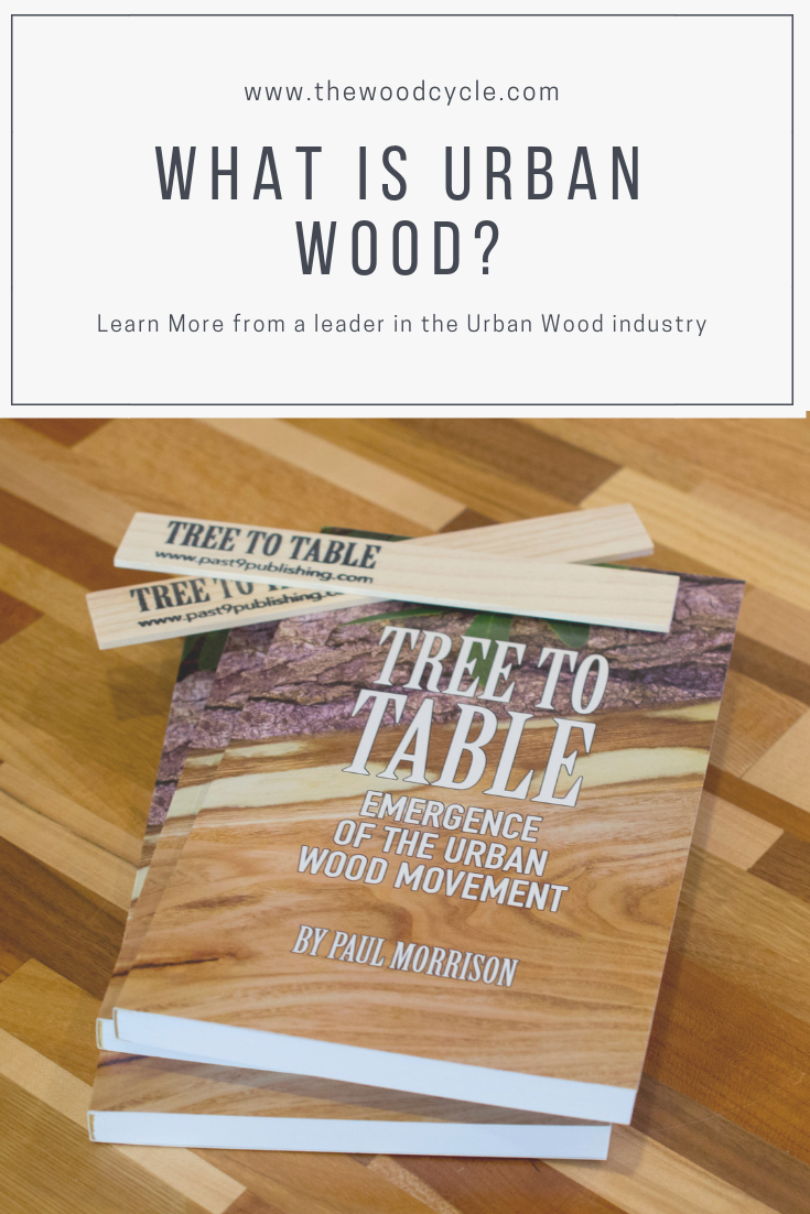 What is Urban Wood | The Wood Cycle | Madison Wisconsin
