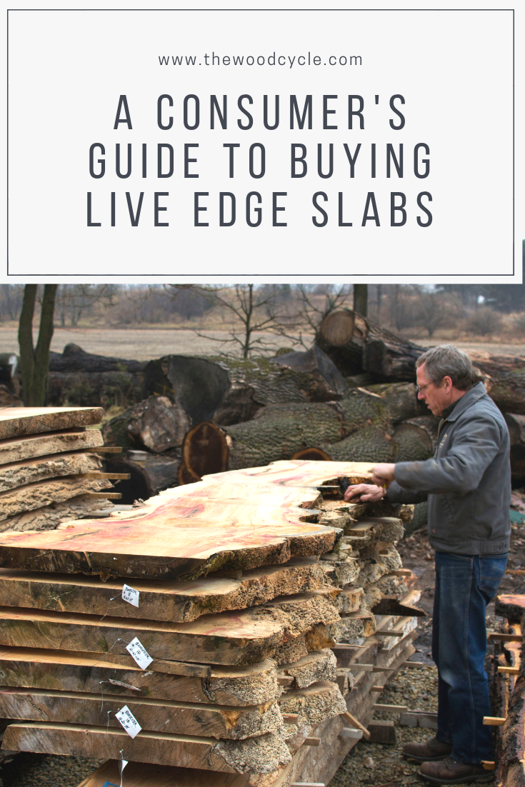 buying live edge slabs - a consumer's guide to buying live edge slabs