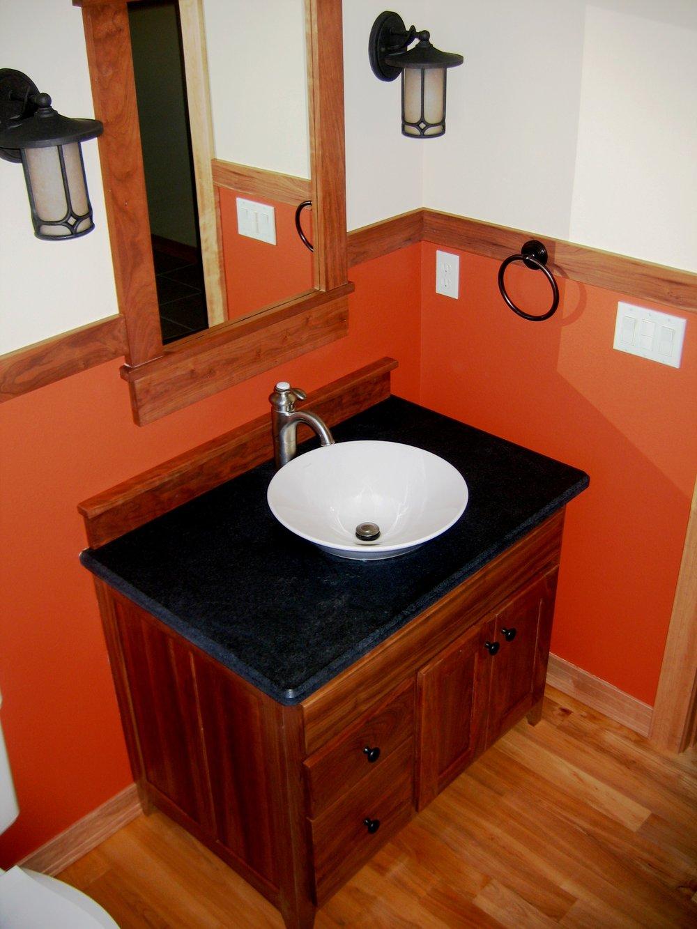 Custom Bathrooms -