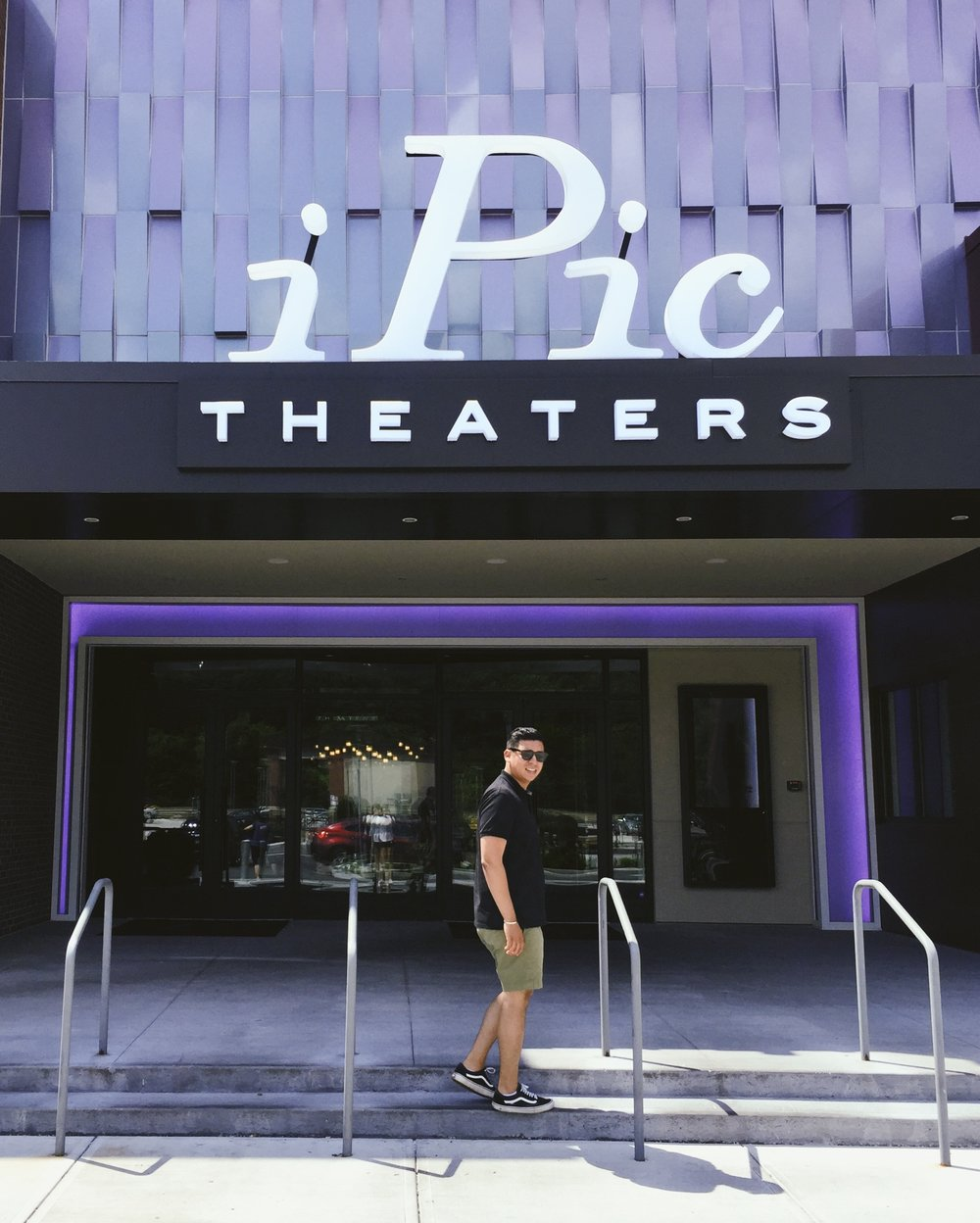 iPic Movie Theaters / Content Creation