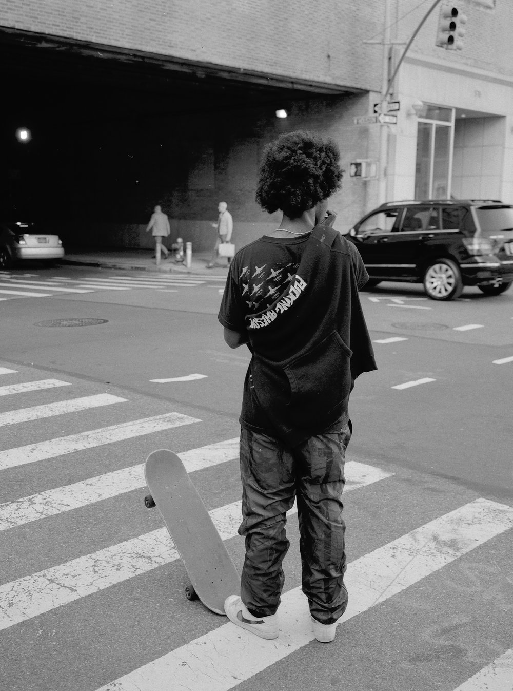 NYFW x @LorenzoMitil