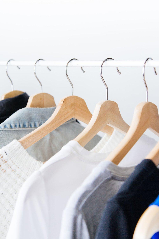 streamline wardrobe