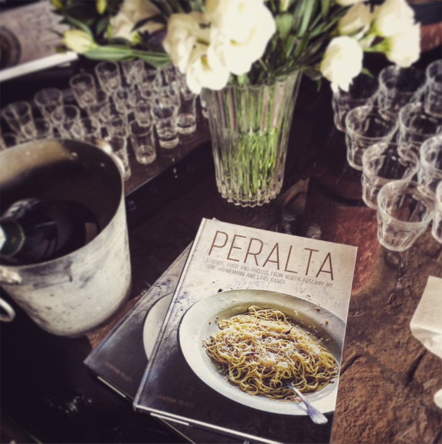 THE PERALTA COOKBOOK