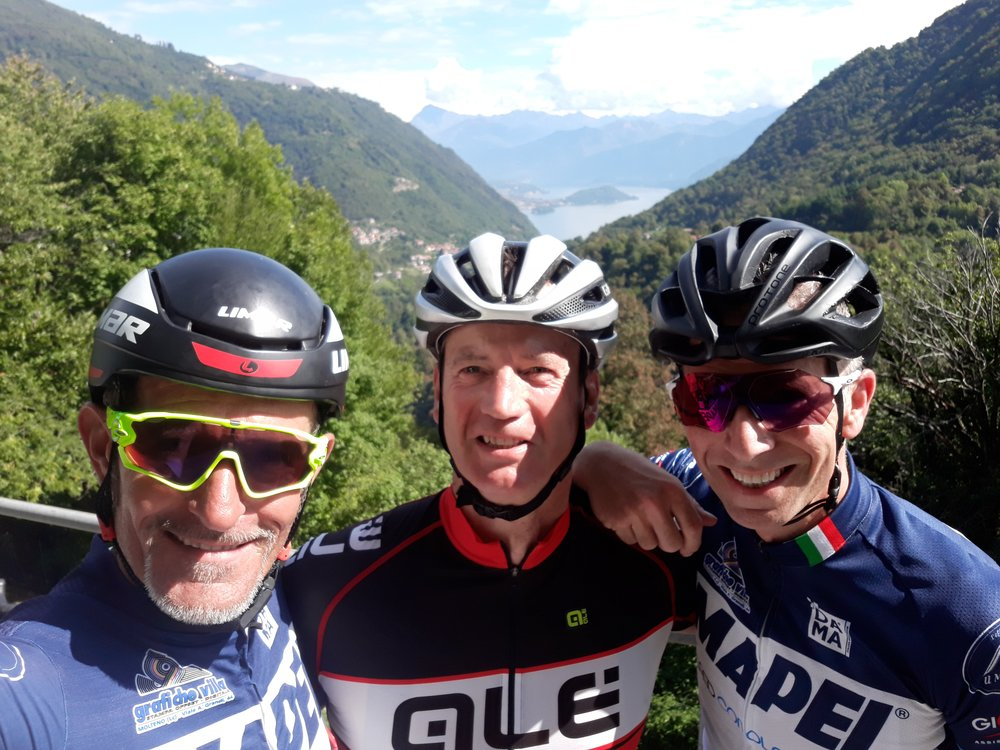 Would you like to ride to Switzerland? This beautiful gentle valley climb will take you there!
