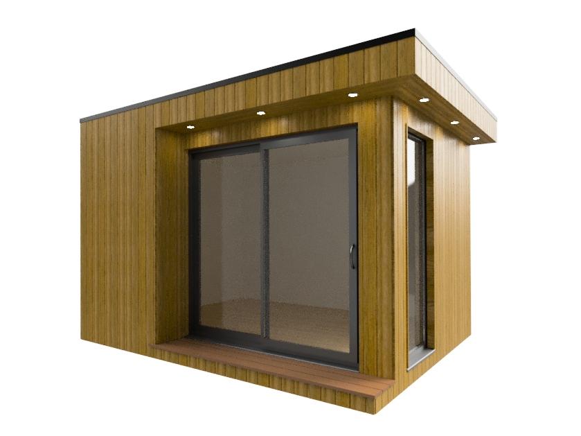 Nevis garden room