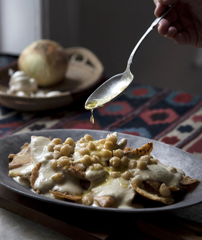 Bread and Salt - Fatteh with Hummus Cropped.jpg