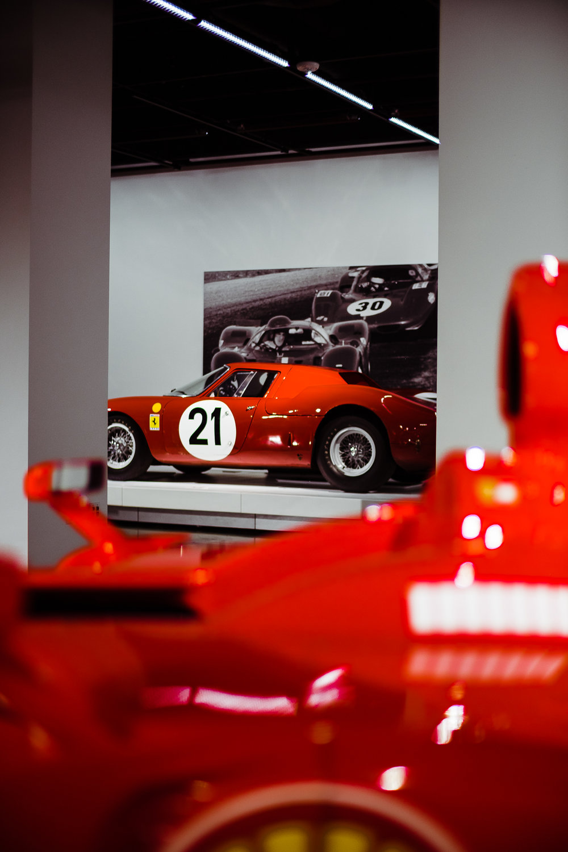 ferrari seeing red exhibit petersen museum 003