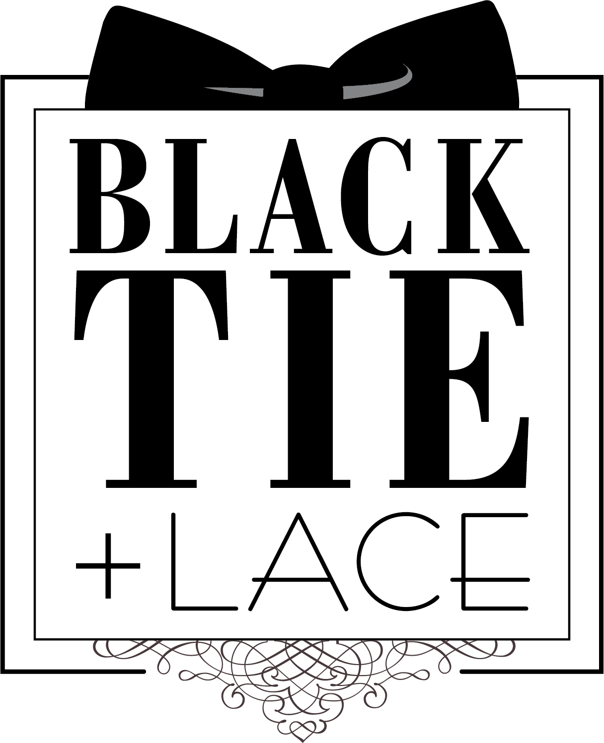 BlackTie+Lace