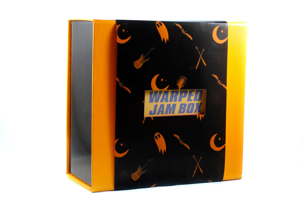 Warped Jam Box