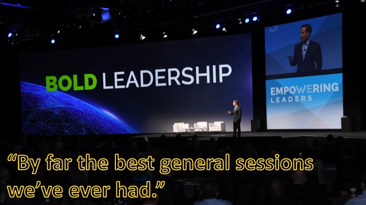 Best Corporate General Session Planning Company