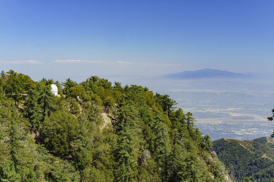 The Mount Wilson Observatory | Shutterstock