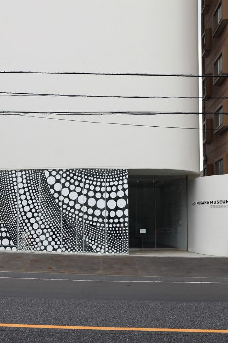 Museum facade. | Photo via Designboom