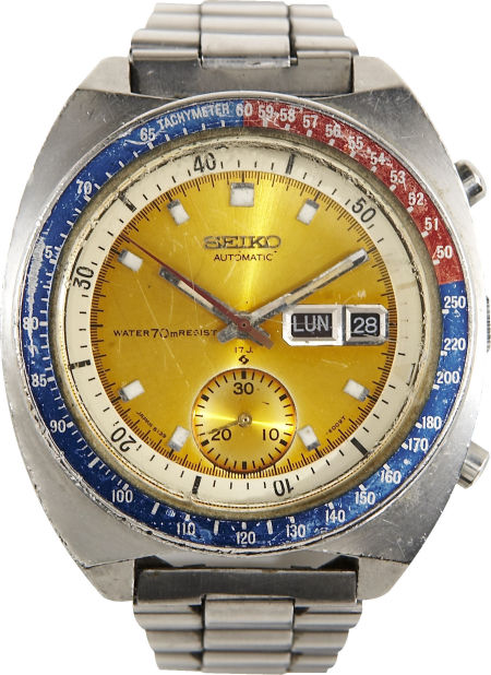 Imagen del reloj del Coronel